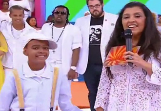 Video do Cantor Gospel Jotta A no Esquenta